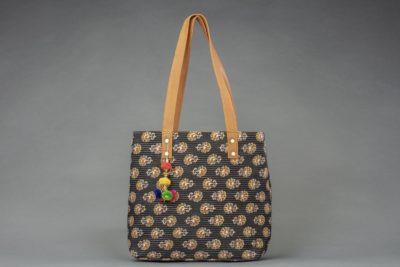 Black BeRe Marigold Office Tote Bag