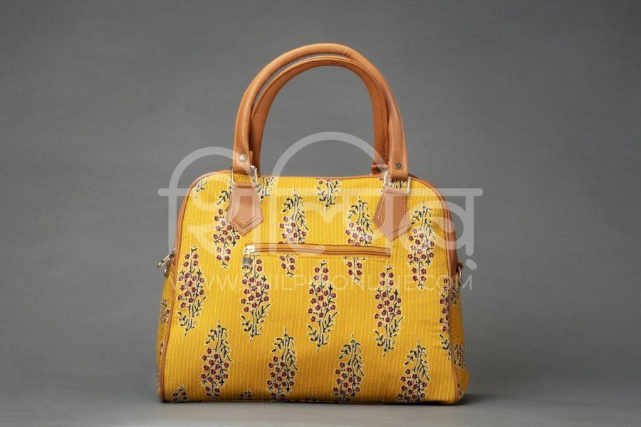 MustRed Fern Block D Shoulder Bag2