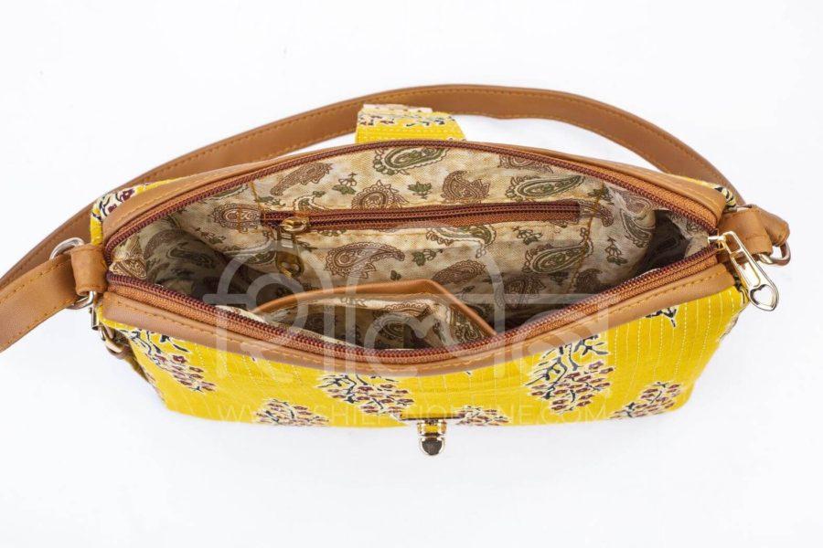 Inside Capsule Sling Bag