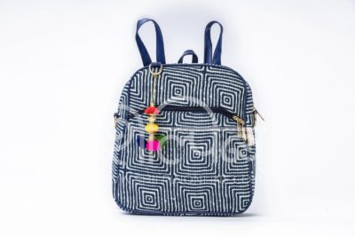 Indigo Square Modular BackPack