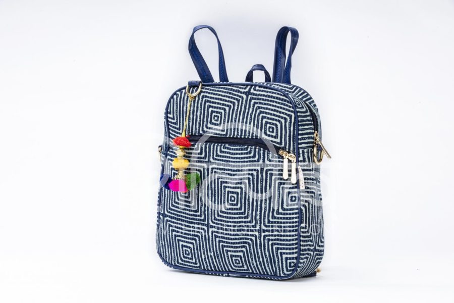 Indigo Square Modular BackPack2