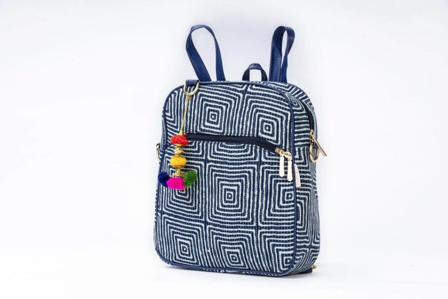 Indigo Square Modular BackPack-1
