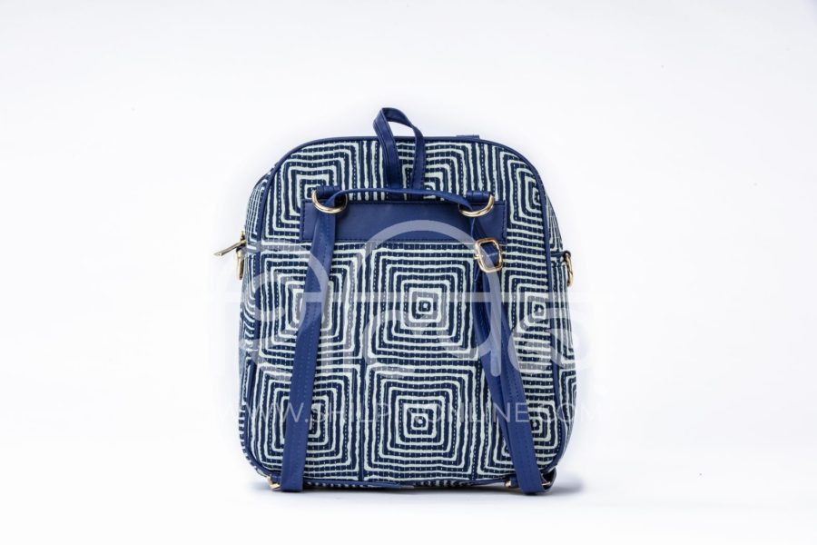 Indigo Square Modular BackPack3