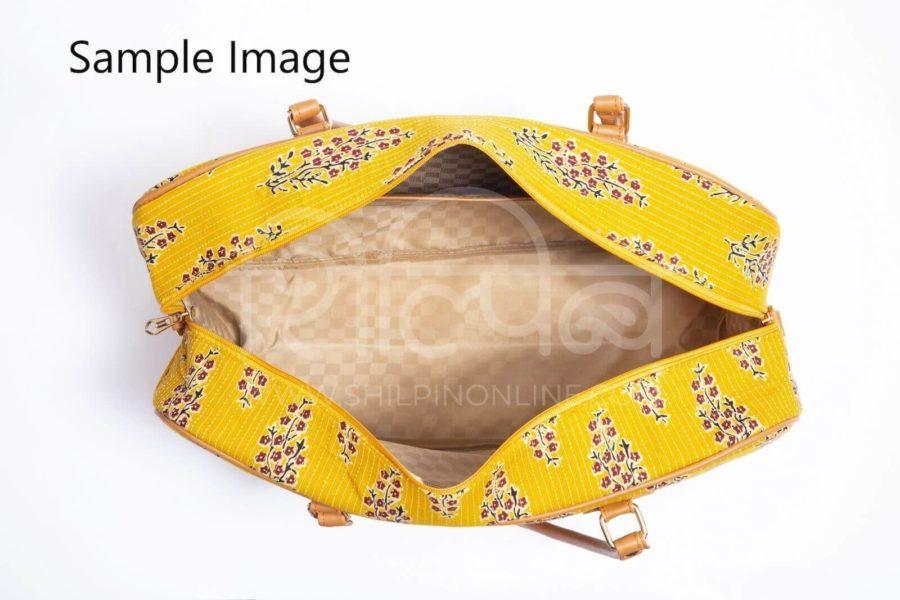 Inside Travel Bag
