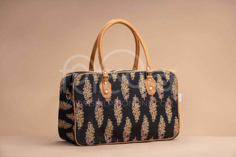 BB Tuft Block Travel Bag 1