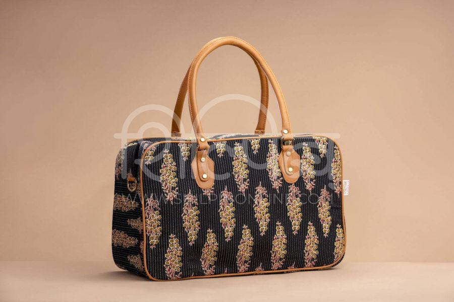 BB Tuft Block Travel Bag-1