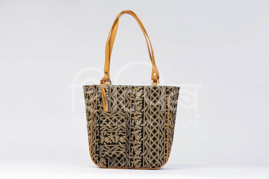 Lucknowi Stich BB Carryall Bag3