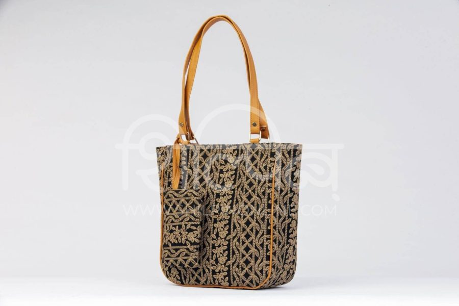 Lucknowi Stich BB Carryall Bag2