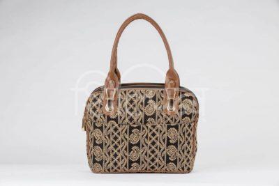 Lucknowi Stitch BB Office Handbag
