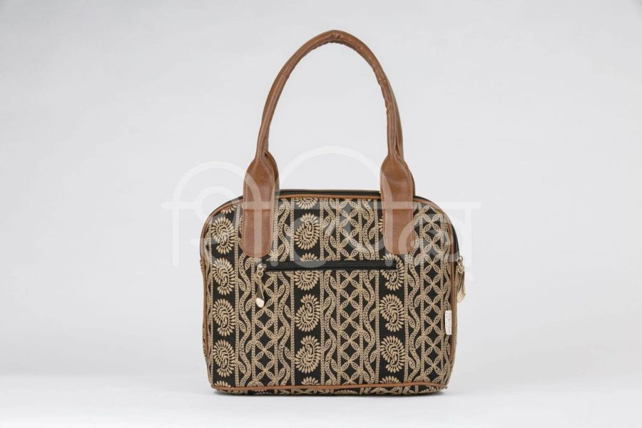 Lucknowi Stitch BB Office Handbag2