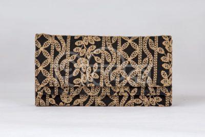 Lucknowi Stitch BB Double Flap Wallet